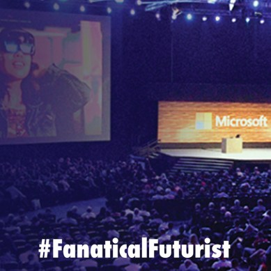 Futurist in the press: Maximising the AI Opportunity, Microsoft