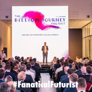 Futurist Keynote, London: The Future of Disruption, Go Ahead Group