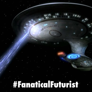 Scientists have created the world's first Star Trek like tractor beam