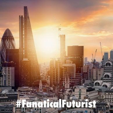 Futurist Keynote, London: Investing in the Exponential Future, SRP European Conference