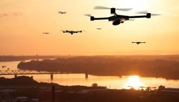 US General: 'Swarms of autonomous Hunter-Killer drones will lead