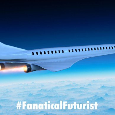 United bets on a supersonic future with $3 Billion Boom order