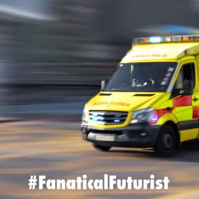5G connected ambulance lets remote clinicians direct paramedics in real time using haptics