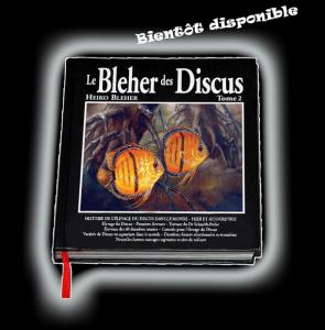 Couverture du Bleher des discus tome 2