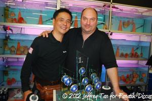 Tony Tan et Udo Thraen Dortmund 2012