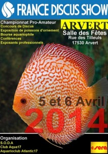 France discus show 2014