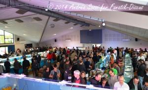 Bourse aux poissons France discus show 2014
