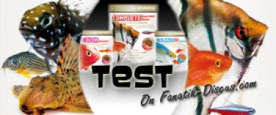 Slider Food Dennerle Fish food