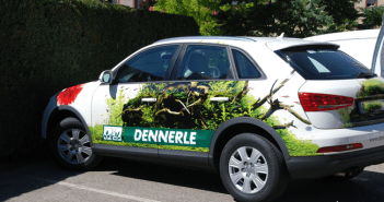La Voiture aquascaping Dennerle