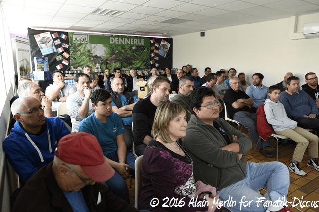 Conférence de Yann Hoiret Arvert 2016