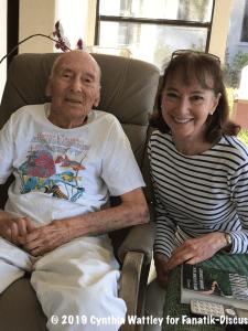 Jack et Cynthia Wattley-Washburn April 2018