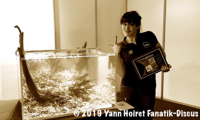 Balbi Vaquero Espagne Vivarium 2018 Rosmalen