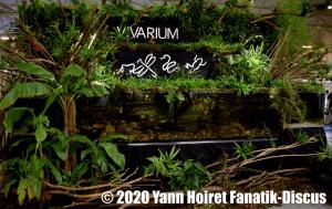 Aquaterrarium XL Vivarium 2019