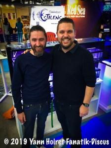 Emmanuel Pontet et Yann Hoiret