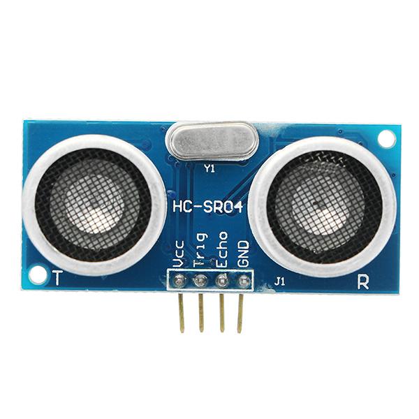 HC-SR04 sensore a ultrasuoni per la misurazione della distanza e per evitare ostacoli