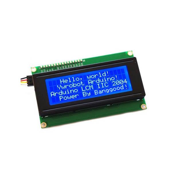 LCD2004 I2C 20x4