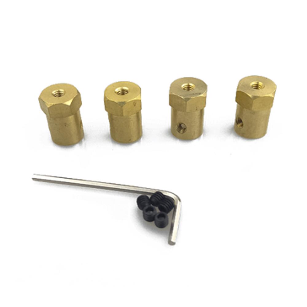 hub collegamento ruote motori e tool per il montaggio