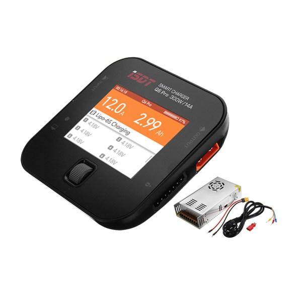 Kit Caricabatteria bilanciato ISDT Q6 Pro