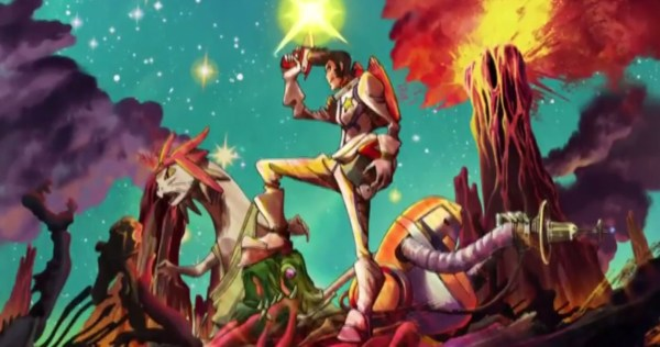 Heres A New Toonami Trailer for Space Dandy 187 Fanboycom