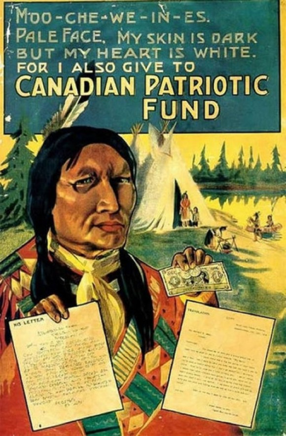 racist canadian patriotic fund