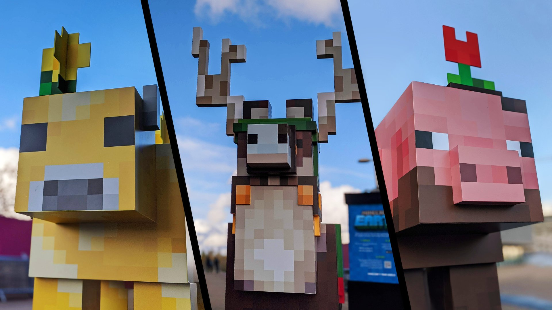 Minecraft Earth Skins Guide