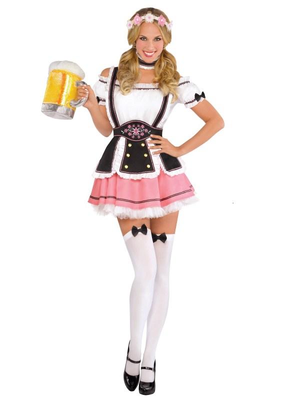 Adult Oktobermiss Costume - 844634-55 - Fancy Dress Ball