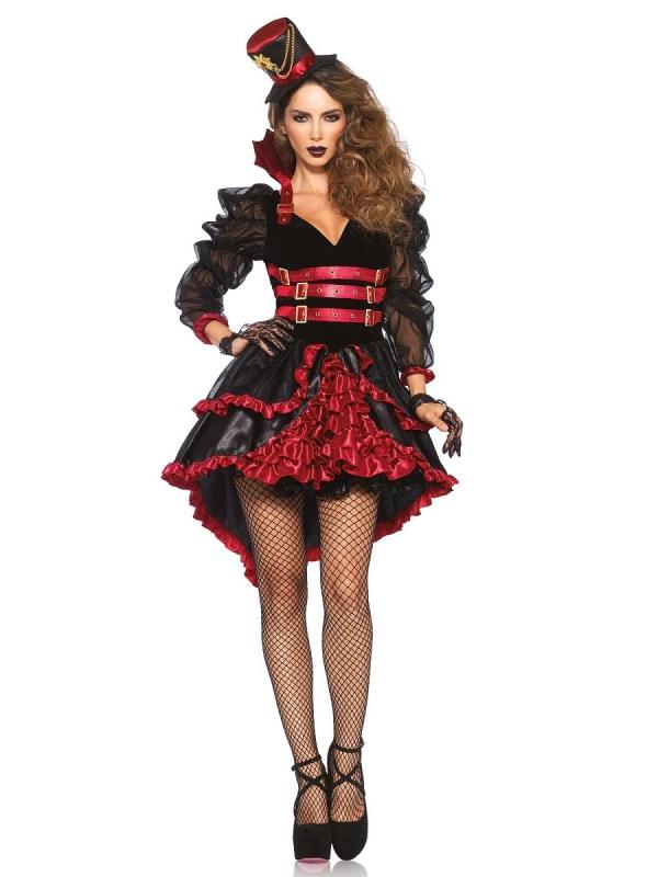 Adult Victorian Vamp Costume - 85399 - Fancy Dress Ball