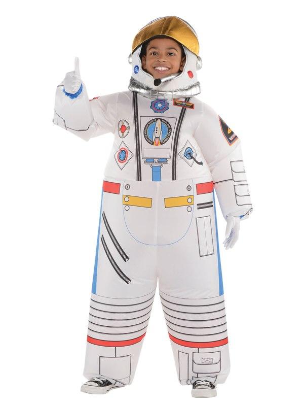 Child Inflatable Astronaut Costume - 9903636 - Fancy Dress ...