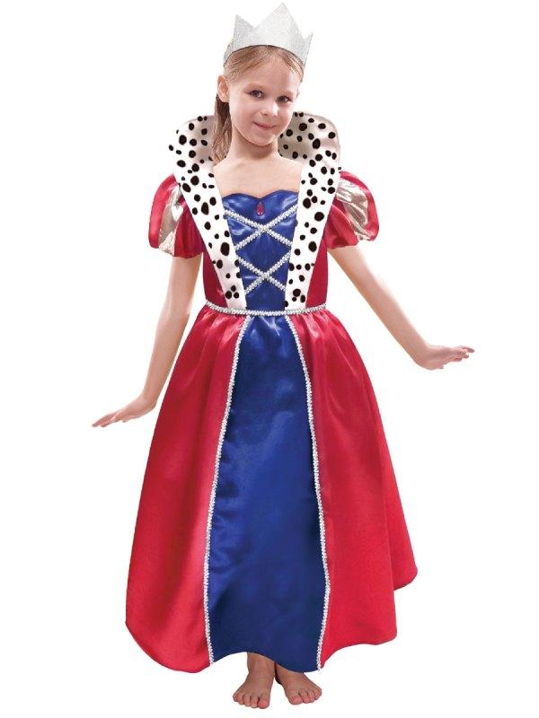 Child Queen Costume - 995376 - Fancy Dress Ball
