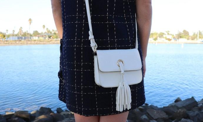 tassel purse