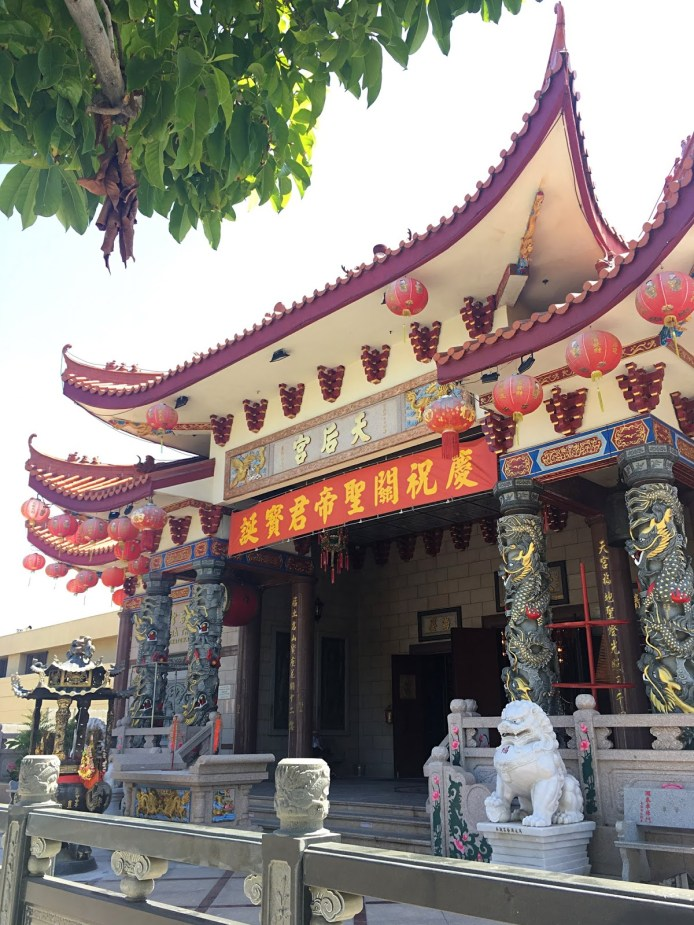 Then Hau Temple