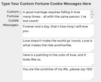 halloween fortune cookie messages
