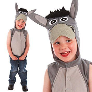 Fancy kids costumes fancy dress costumes for children donkey costume for childrens nativity solutioingenieria Choice Image