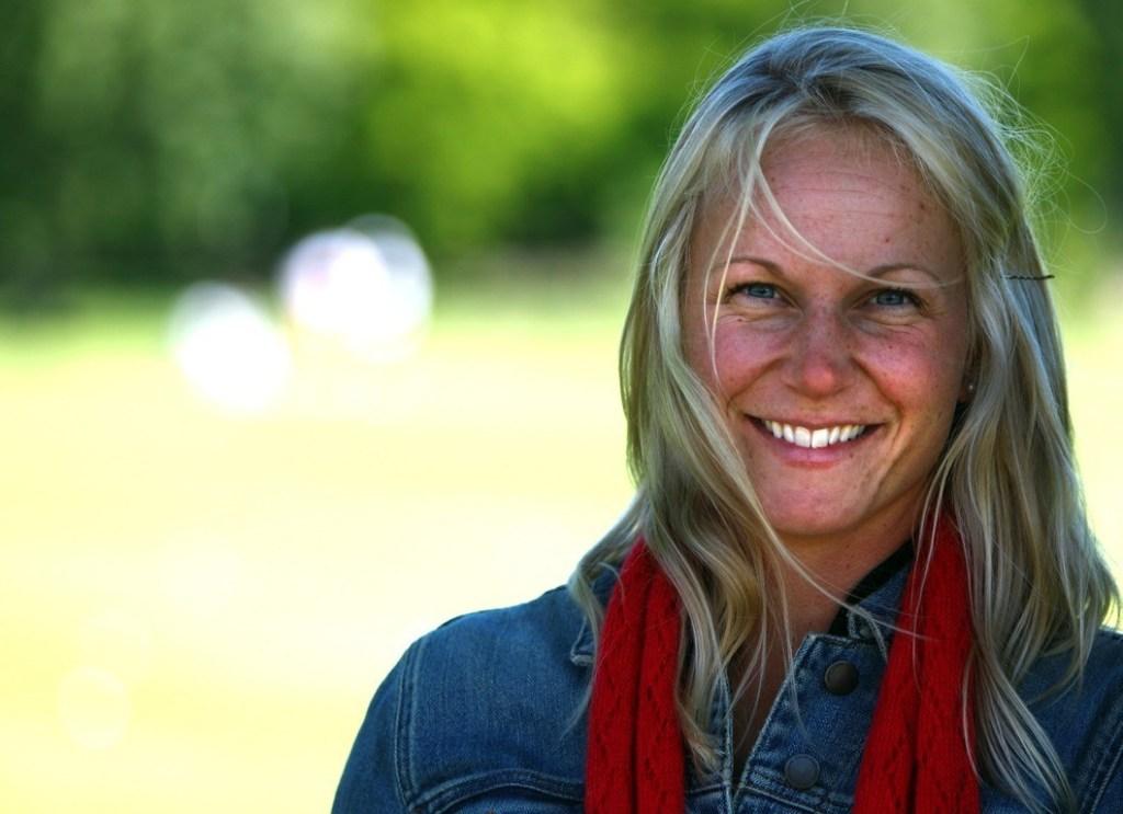 Louise Friberg Biography