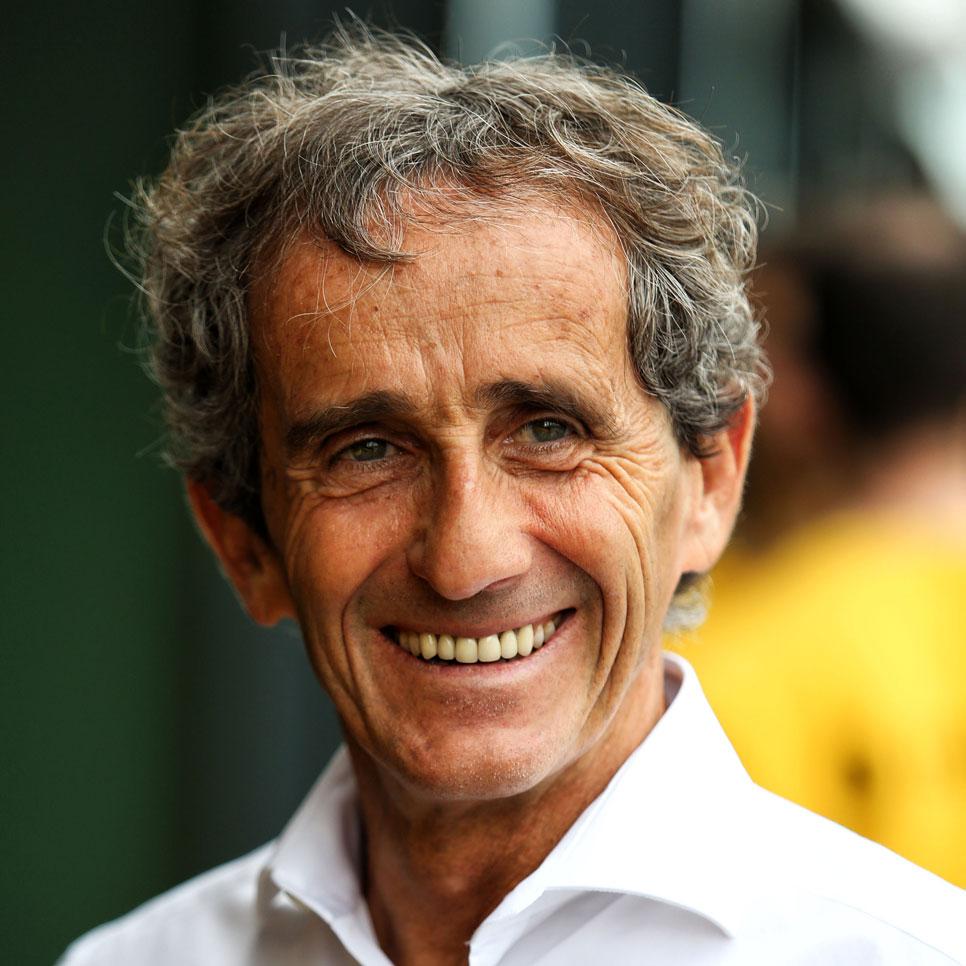 Alain Prost Biography