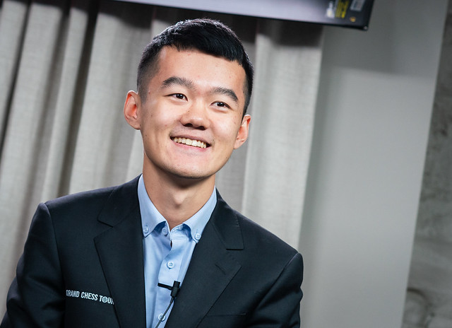 Ding Liren Biography