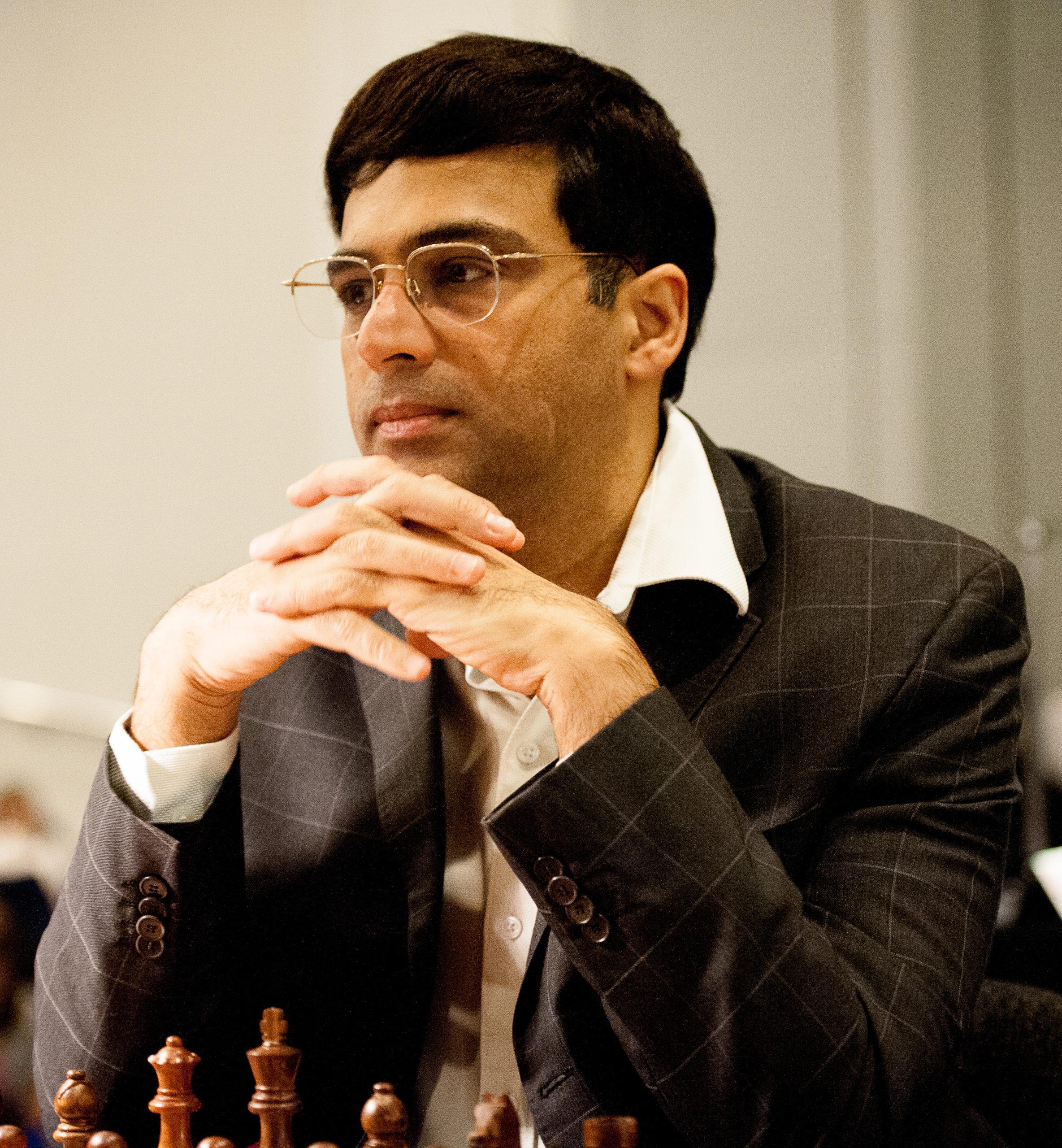 Viswanathan Anand Biography