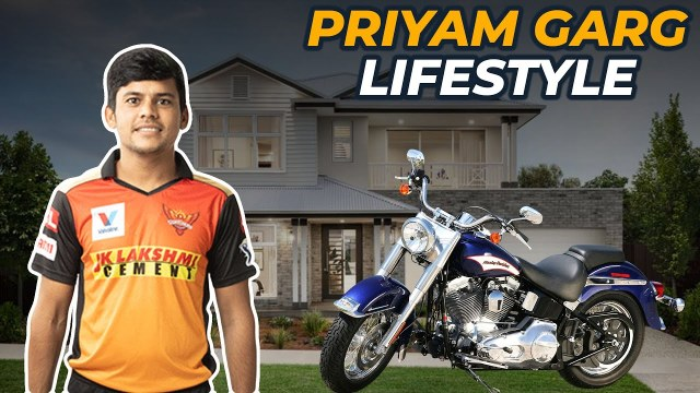 Priyam Garg Biography