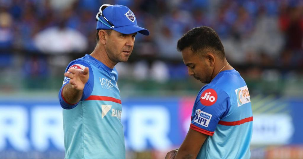 IPL 2021 | Ricky Ponting reveals strange process of Prithvi Shaw during his bad IPL 2020 phase