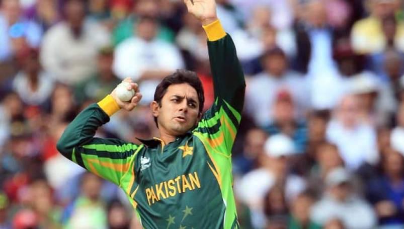No 7. Saeed Ajmal