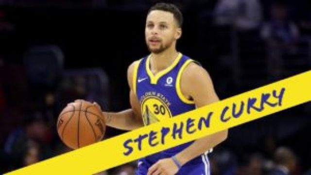 Highest-Paid Athlete Stephen Curry