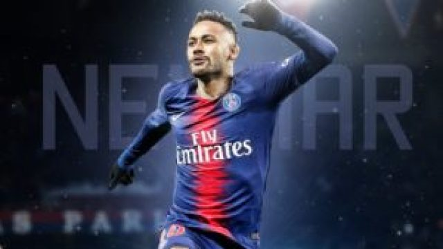 Highest-Paid Athlete Neymar