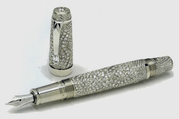 Top 10 Most Expensive Pens In The World