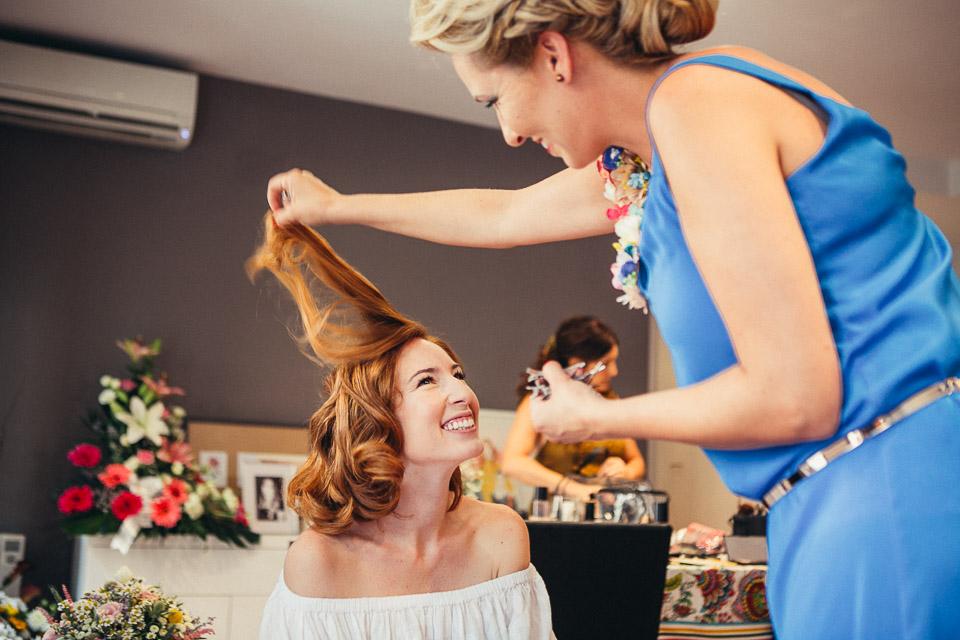 10 peinado de novia feliz