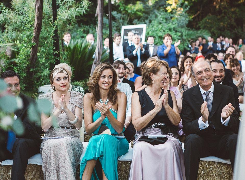 26 felicidad invitados de boda