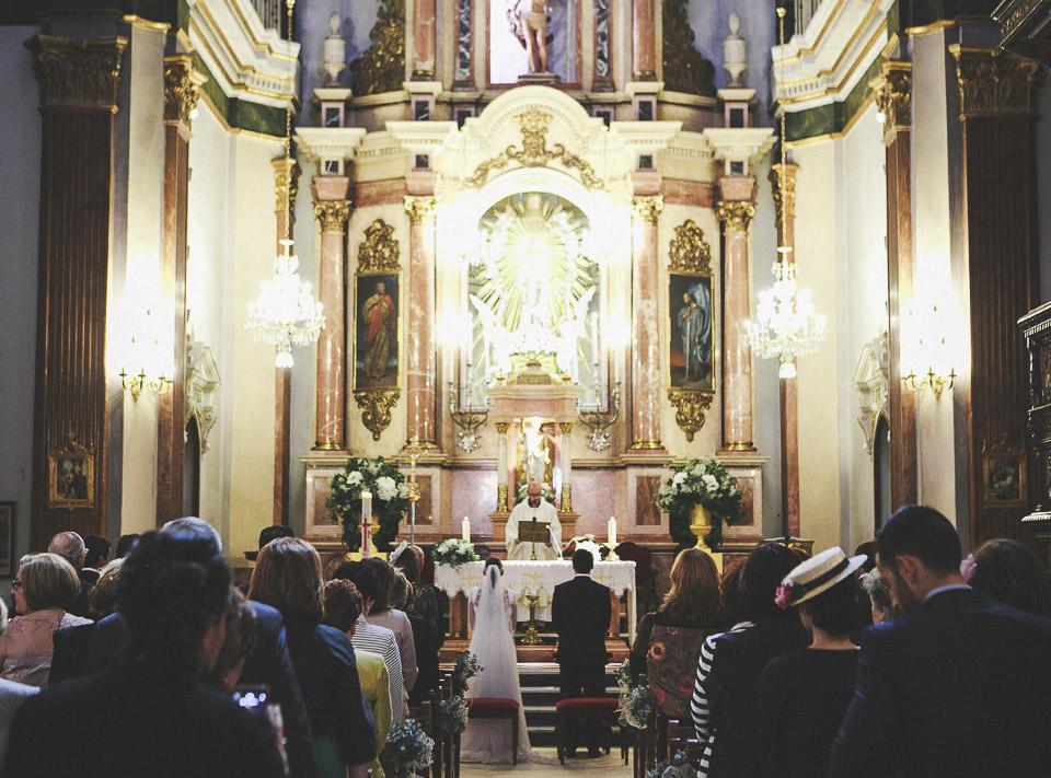 28 boda en iglesia
