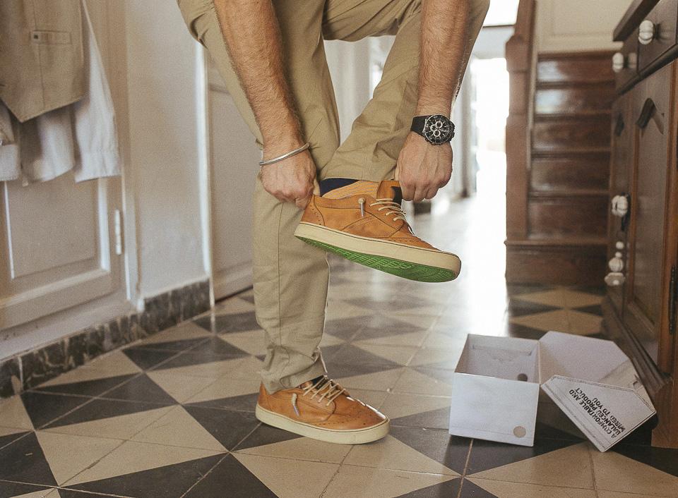 26 zapatillas satorisan
