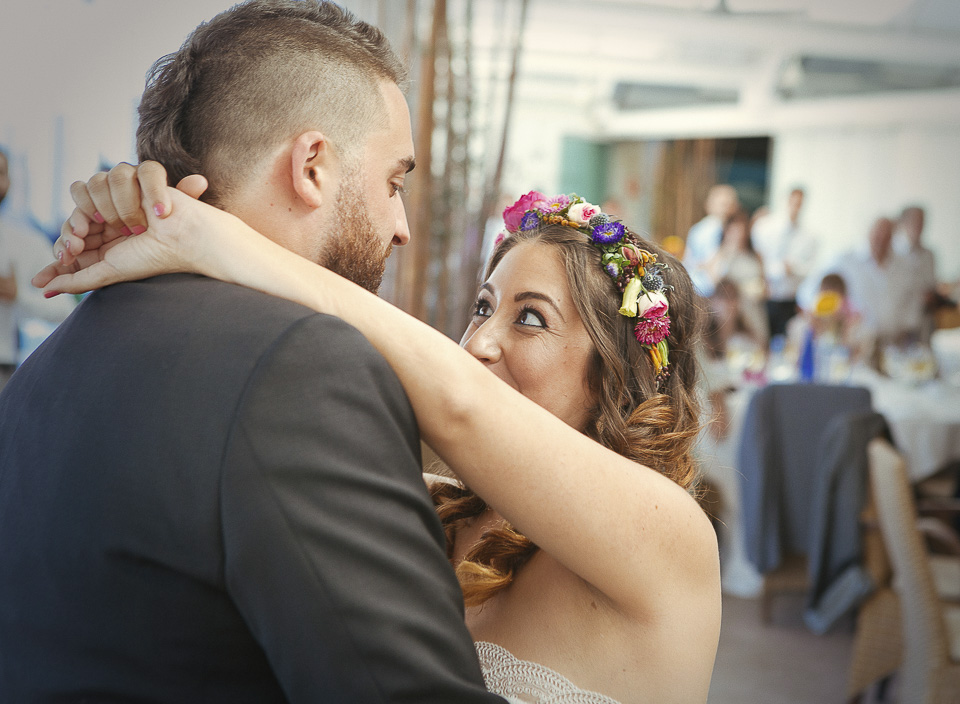 68 mirada de novios en baile