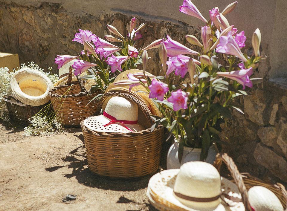93 sombreros para boda