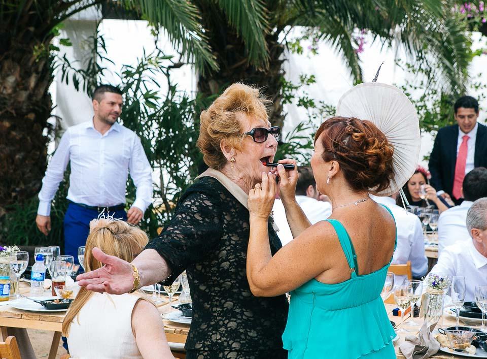 29 invitados de boda valencia
